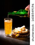 Exposition Of Cheese With Beer...