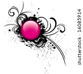 pink button | Shutterstock .eps vector #16085914