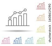 chart  analytics  growth in...
