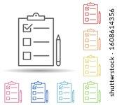 paper  check  pen in multi...