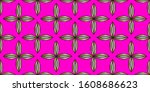 modern pattern with seamless...   Shutterstock . vector #1608686623