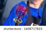 Glassblower. Craft...