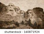 Mt. Rushmore National Memorial...