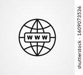 web icon design. website symbol ...
