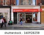 dublin  ireland  october 25   a ... | Shutterstock . vector #160928258