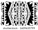 abstract art patterns with... | Shutterstock . vector #1609635799