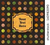 Vintage Paper Texture Background - stock vector