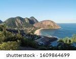 View Over Itacoatiara Beach...
