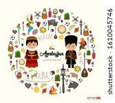 azerbaijan cute decorative...