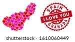 Love Collage Granada Province...