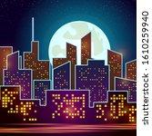 ector illustration of the... | Shutterstock .eps vector #1610259940