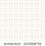 abstract geometric pattern...   Shutterstock .eps vector #1610368756