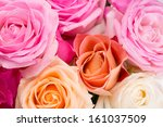 Assorted Roses Of Pink  Yellow...