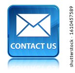 Contact Us Email Icon Isolated...