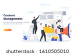content management business...