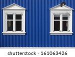 traditional icelandic metallic... | Shutterstock . vector #161063426
