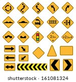 road signs  traffic signs ...