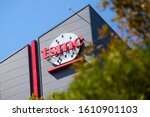 Small photo of A logo sign outside of a facility occupied by the Taiwan Semiconductor Manufacturing Company (TSMC) in taichung,Taiwan, on december 1, 2019.