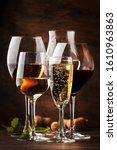 Wine Tasting Concept  Still And ...