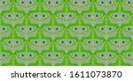 Repeat Geometric Pattern. Smil...