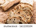 homemade gluten free bread | Shutterstock . vector #161133104