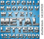 alloy,alphabet,aluminium,aluminum,brushed,fonts,iron,letters,metal,metallic,numbers,set,shiny,silver,stainless