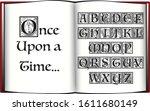 Fairytale Alphabetical Capital...