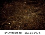london at night time  aerial... | Shutterstock . vector #161181476