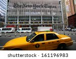new york city   oct 17   a... | Shutterstock . vector #161196983