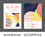 set of creative universal...   Shutterstock .eps vector #1612309216