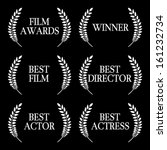 Film Winners Black and White 1