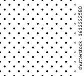 seamless pattern. circles... | Shutterstock .eps vector #1612332580