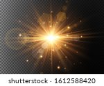 abstract stylish light effect... | Shutterstock .eps vector #1612588420