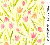 Cute Pastel Tulips. Pink Tulips....