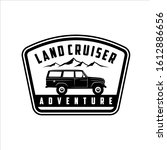Land Cruiser On Off Road In...