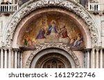 Mosaic Of San Marco Basilica In ...