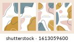social media story cover page....   Shutterstock .eps vector #1613059600