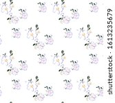 fashionable cute pattern in... | Shutterstock .eps vector #1613235679