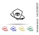 vision insurance multi color...