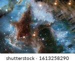 A Colourful Star Forming Regio...