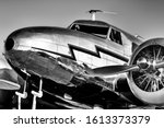 Low  Front Quarter View Of A...