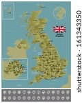 united kingdom | Shutterstock .eps vector #161343350