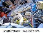 recycling industry   old... | Shutterstock . vector #1613595226
