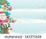Set Of Christmas Banners....