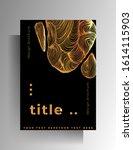 design for poster  cover for... | Shutterstock .eps vector #1614115903