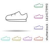 sport  shoes multi color style...