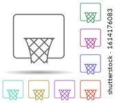 sport  basketball multi color...