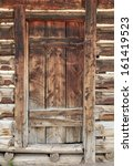 The Front Entrance Door On A...