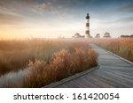 Bodie Island Lighthouse Foggy...