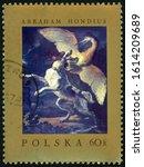 Poland   Circa 1967  Post Stam...